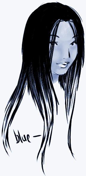 blue - emichan by emi-chan