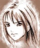 sketch girl 2 by emi-chan