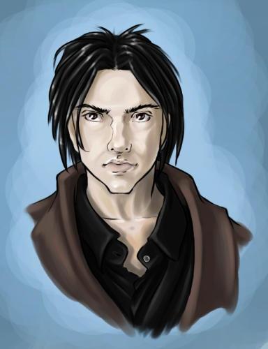 Sirius Black  - Emichan by emi-chan