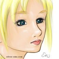 Rikku Try by emi-chan