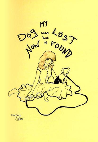 lost my dog by emi-chan