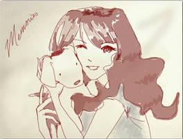 i lost my dog ART.COM STYELELE by emi-chan