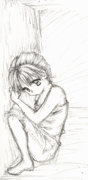 not so sad paper by emi-chan