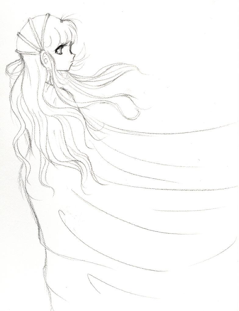 fairy ish girl by emi-chan