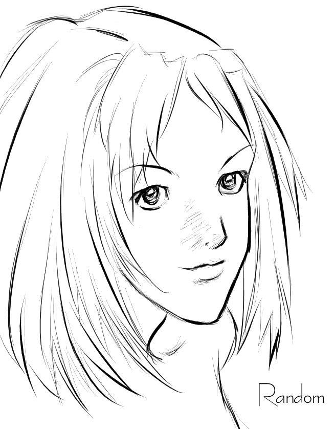 Random headshot by emi-chan