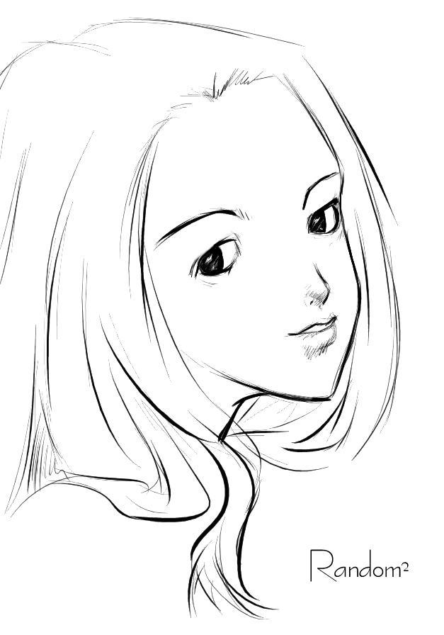 Random headshot 2 by emi-chan
