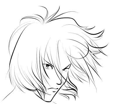 hair - lots of it by emi-chan