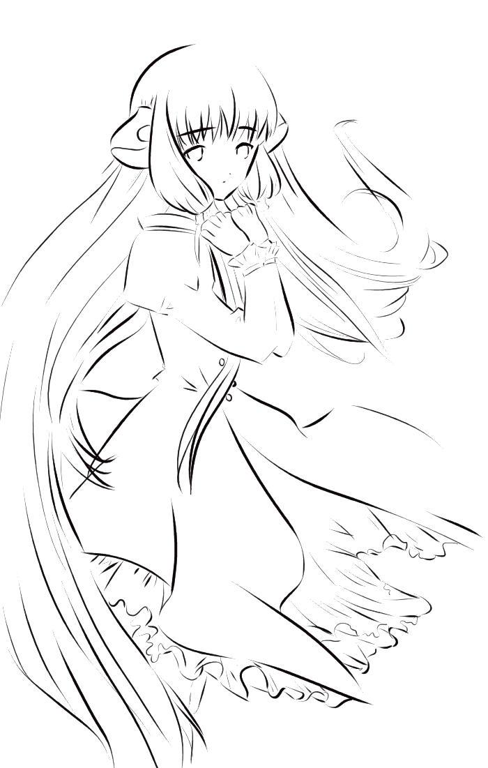 chii cg manga by emi-chan