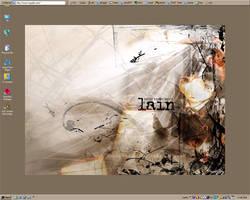 emi desktop lain stuff by emi-chan