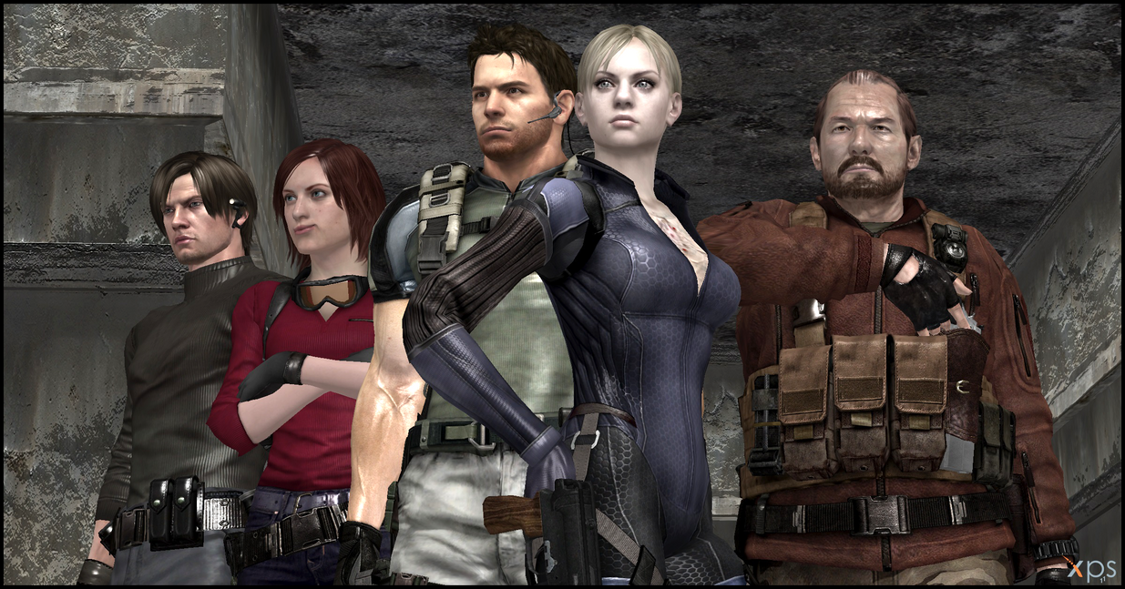 how to make re5 say biohazard instead