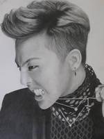 G-Dragon by Art-Ablaze