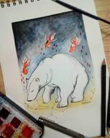 Inktober 2017. Day Eighteen by Art-Ablaze