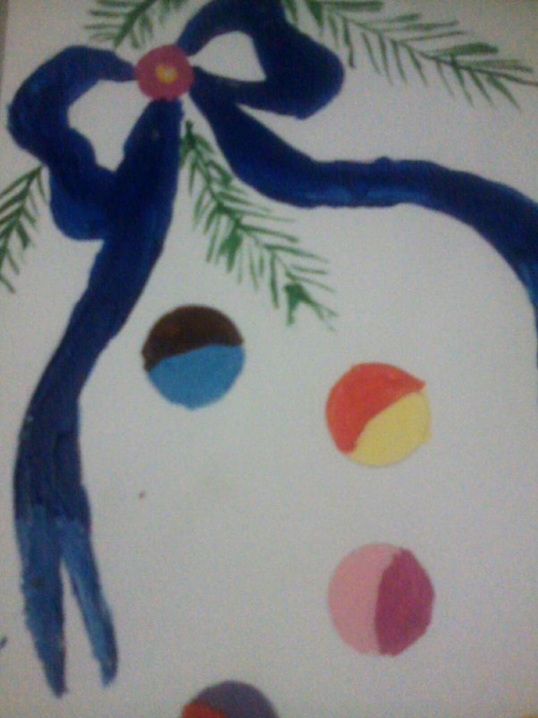 Tarjeta De Navidad by RatFnac