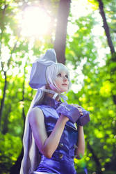 ShamanKing Cosplay-Iron Maiden Jeanne Shine by Alex-Willow
