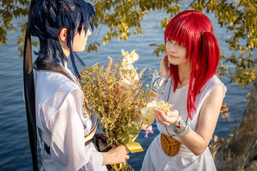 Magi: The Labyrinth of Magic Cosplay (1) by Alex-Willow