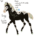 Foal Design - 7922 by Death-And-Flowers