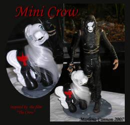 Mini Crow Pony