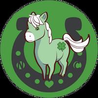 Lucky Pony by MwellretMiko
