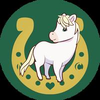 My Little Royal White Stallion by MwellretMiko