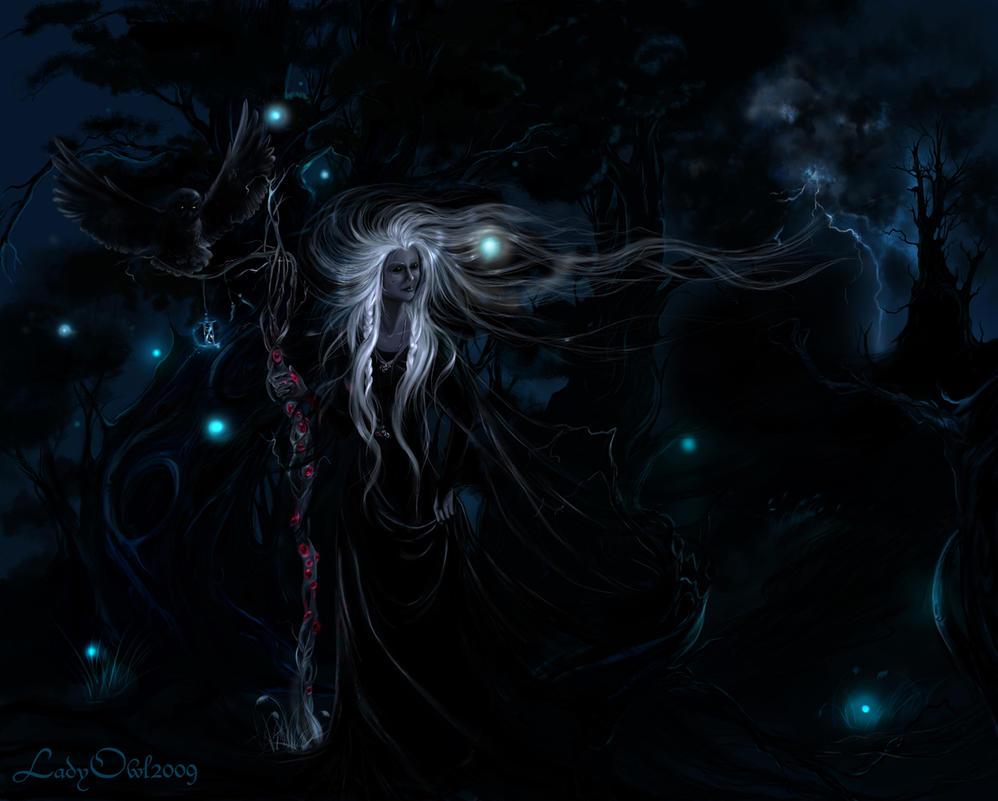 My Darkness by LadyOwl