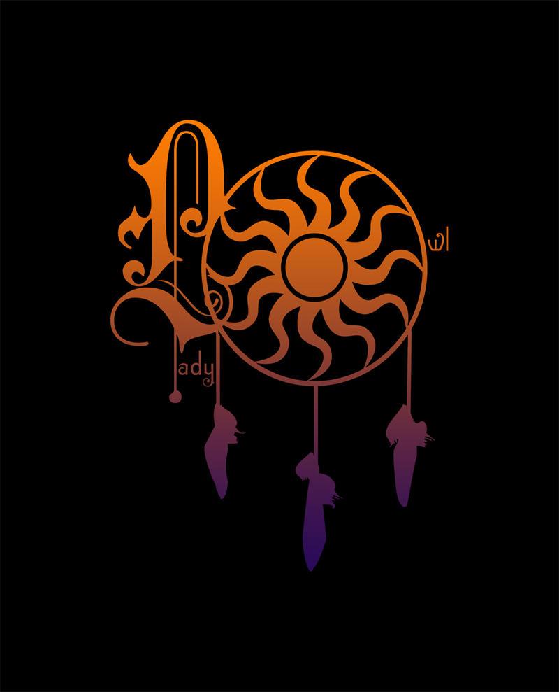 my logo by LadyOwl