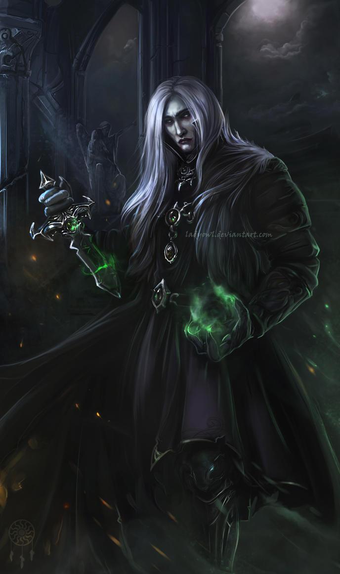Vampire by LadyOwl