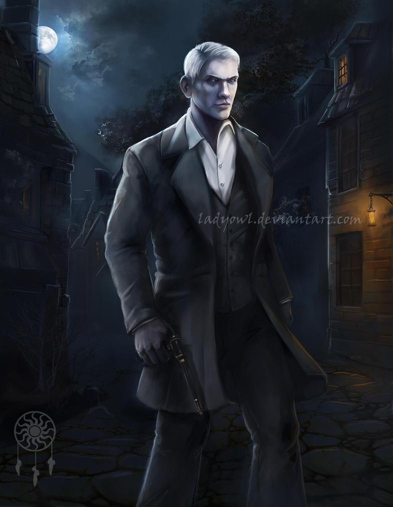 detective Magnus  Trove by LadyOwl