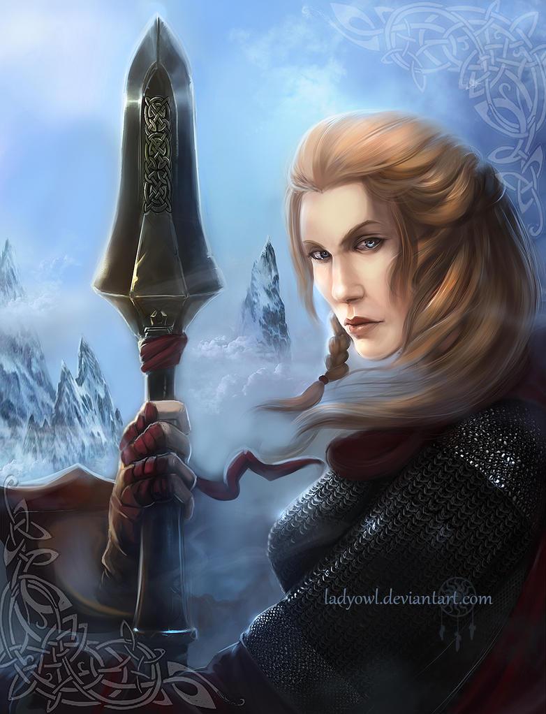theValkyrie1 by LadyOwl