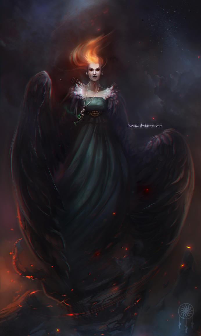 Fury by LadyOwl