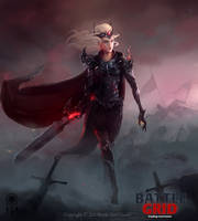 WarriorGirl by BettyElgyn
