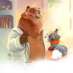 Illustrations for the kidsbook_Doc B.