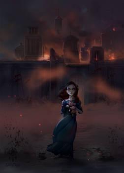 Dark Fantasy - Ruined Town