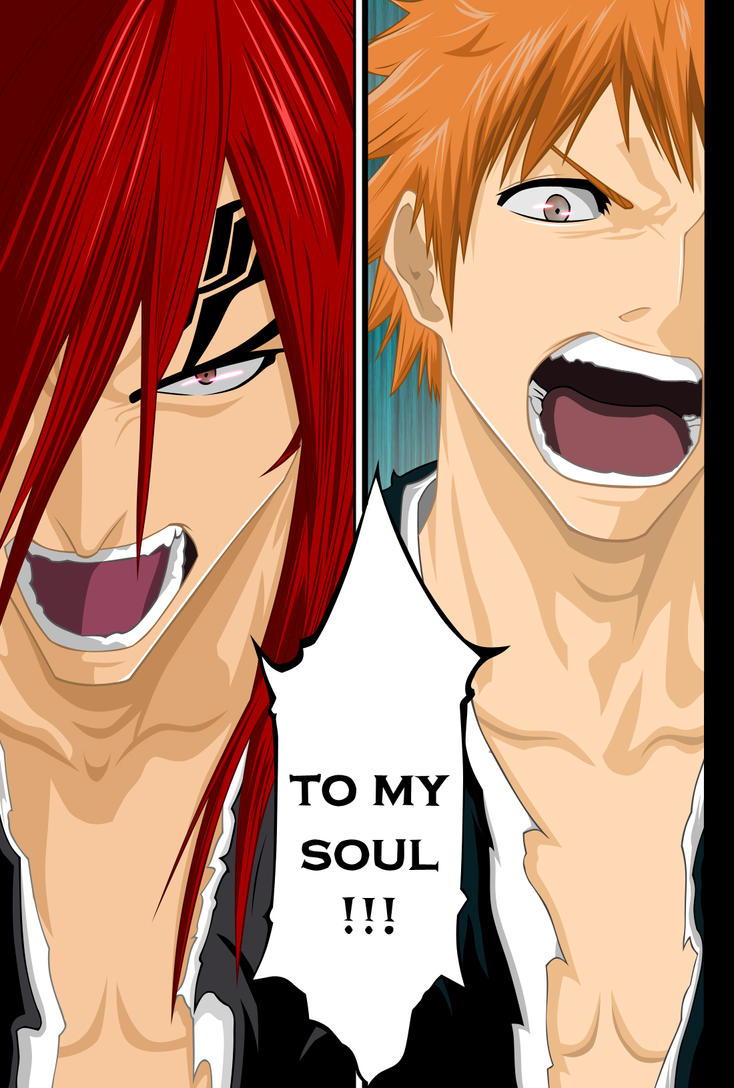 To my soul by Raizen13