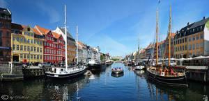 Panorama Reeperbahn Kopenhagen by Bull04