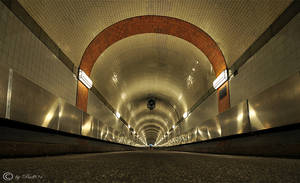 Hamburg Old Elbtunnel