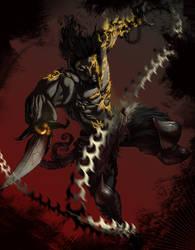 dark prince by BrianFajardo
