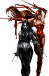 elektra and x23 party