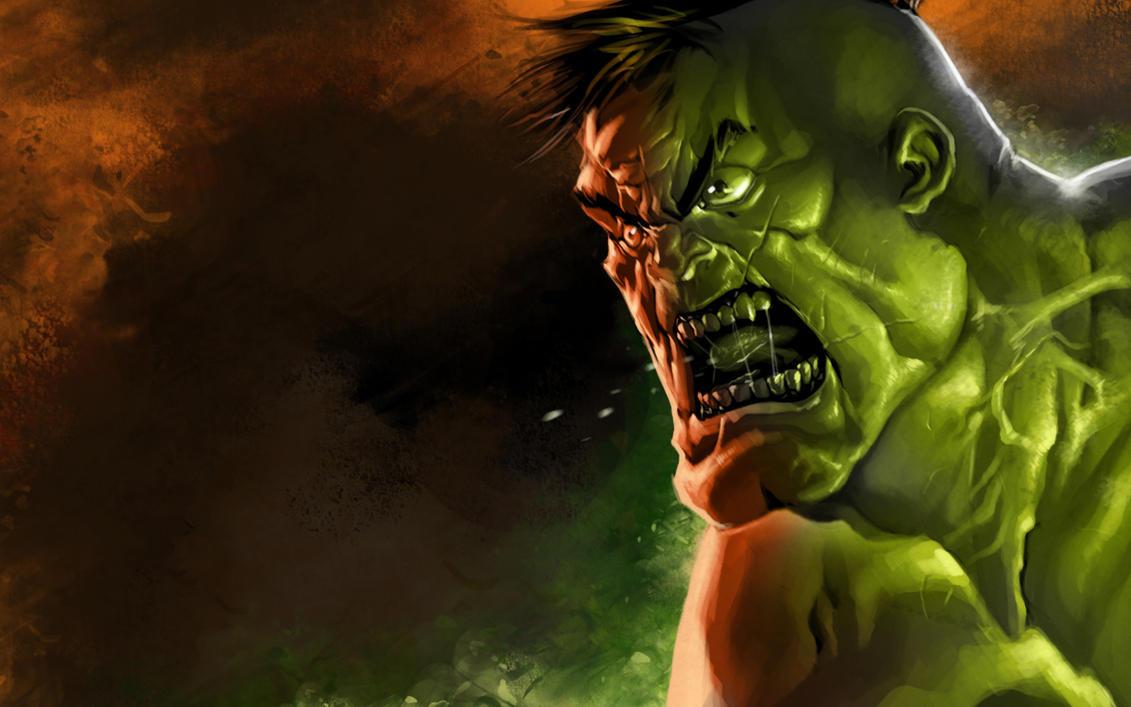 The Incredible Hulk Wallpaper By BrianFajardo