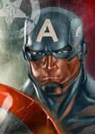Captain America quickie