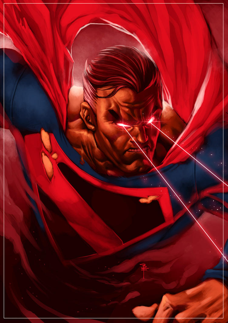 Superman Kingdom Come fan art by BrianFajardo