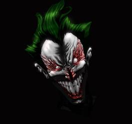 The Joker by BrianFajardo