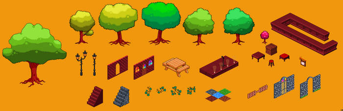 Wood and Whatnot patches