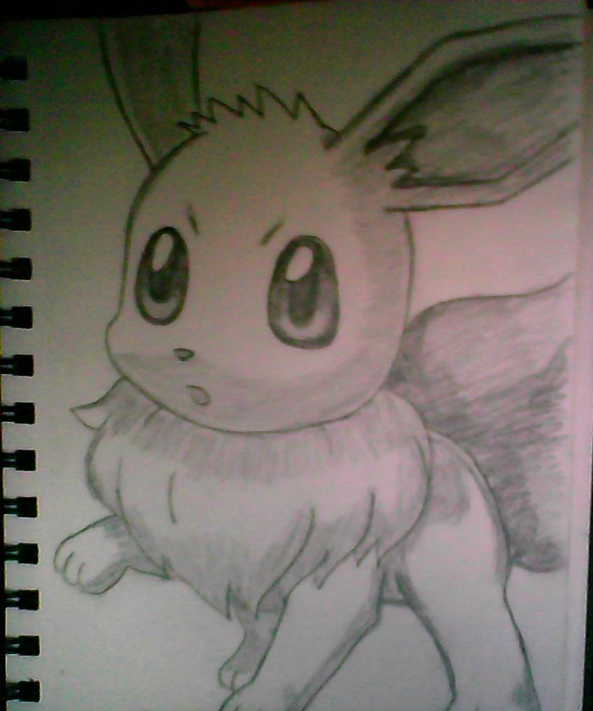 Eevee by XSlappyTheDummyX