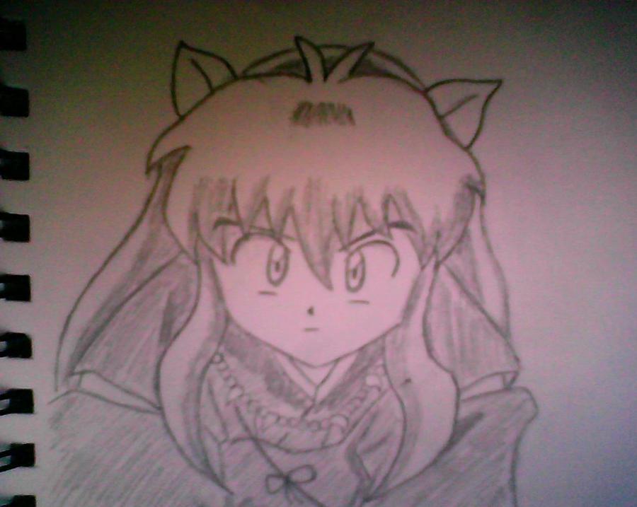Inuyasha by XSlappyTheDummyX