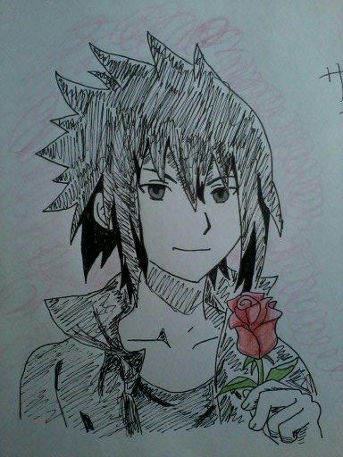 RTN Sasuke by XSlappyTheDummyX