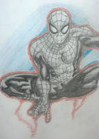 Requested Spiderman by XSlappyTheDummyX