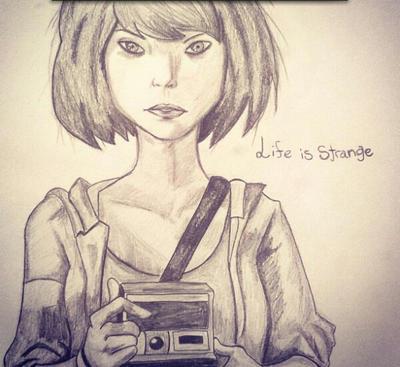 Life is Strange by XSlappyTheDummyX