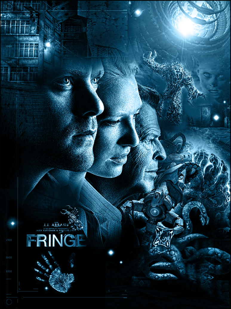FRINGE POSTER by 1LastHope