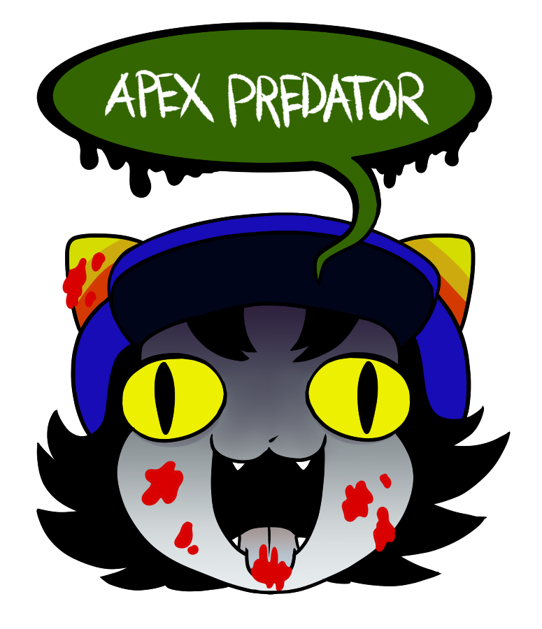 Apex Predator Nepeta by xoDisco