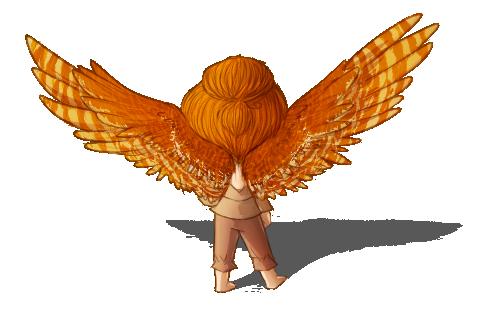 Lady Hawkwing by xoDisco